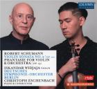 Violin sonata no.2 & phantasie for violin
