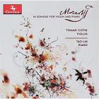 16 sonatas for violin and piano