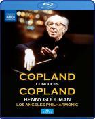 Copland dirige Copland