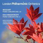 Mozart, Rachmaninov : concertos pour piano. Ciccolini, Nézet-Séguin.