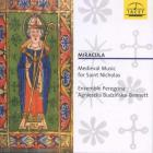 Miracula. musique médiévale pour Saint-Nicolas (12e-15e siècle)