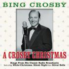 jaquette CD A Crosby Christmas