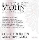 Mozart : sonates pour violon - Volume 5