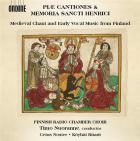 Piae cantiones memoria sancti henrici - chants et musique finlandaise ancienne