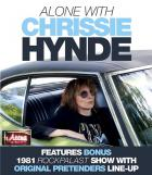 jaquette CD Alone with Chrissie Hynde