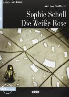 Sophie scholl-die weise rose + cd  a2