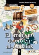Aventuras para 3 t.8 - el triangulo de oro en al-andalus