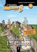 Aventuras para 3 t.7 - misión en la pampa