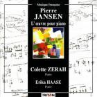 Jansen, Pierre : intégrale de l'oeuvre pour piano