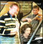 Stravinsky - Berg - Bartok : histoire du soldat - adagio du concerto de chambre - contrastes