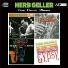 Four classic albums / Herb Geller