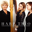 Harp trio : Romantic pieces & transcriptions | Nordmann, Marielle (1941-....). Musicien