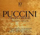 Puccini: opern/operas (gesamt/complete)