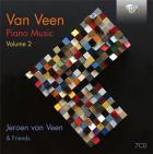 Jeroen van Veen : musique pour piano - Volume 2