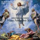 Sebastian de Vivanco : missa assumpsit Jesus