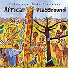 jaquette CD African playground