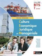 Culture économique, juridique et managériale - bts - 1re année