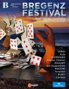 Festival de Bregenz: Aïda ; Andrea Chénier ; la flûte enchantée ; Turandot...
