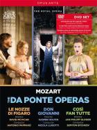Mozart : les noces de Figaro - Don Giovanni - cosi fan tutte