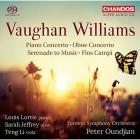 Concerto pour piano - Concerto pour hautbois - Sérénade - Flos campi