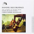 Handel recordings