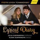 Tchaikovski : livre de lieder et mélodies