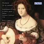 Peschatore che va cantando... musique italienne pour luth