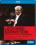 Leonard Bernstein dirige Berlioz, Roussel, Saint-Saëns, Thomas