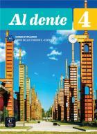 Al dente 4 - italien - b2 - livre de l'élève + cahier d'activités + cd + dvd