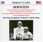 CBS music : a Bernstein birthday bouquet | Leonard Bernstein (1918-1990). Compositeur