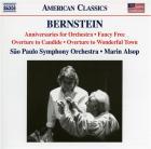 Fancy free : anniversaries for orchestra | Leonard Bernstein (1918-1990). Compositeur