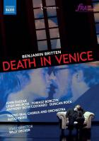 jaquette CD Death in Venice