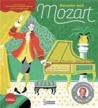 Raconte-moi Mozart | Bernard Friot. Auteur