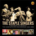 For what it's worth - The complete Epic recordings 1964/68 | The Staple Singers. Musicien
