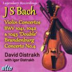 Bach : concertos pour violon