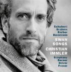 Swan songs. mélodies de Schubert, Brahms, Barber et Bernstein