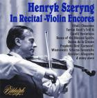 Henryk Szeryng : rappels de concert