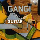 Mario Gangi : musique pour guitare