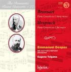 Bronsart, Urspruch : concertos pour piano