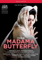 Puccini : madame Butterfly