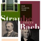 Bach / Straube : préludes et fugues pour orgue