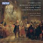 Concertos italiens du XVIIIe pour flûte, cordes et continuo