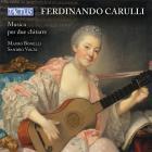 Ferdinando Carulli : musique pour 2 guitares