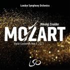 Violin concertos 1,2 & 3