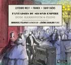 Fantaisies du Second Empire - Harmonium & piano en duos | Louis-James-Alfred Lefébure-Wély. Compositeur