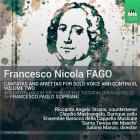Fago : Cantates pour voix seul et continuo - Volume 2