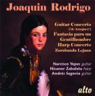 Rodrigo : concierto de aranjuez - fantaisie pour un gentilhomme