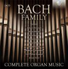 La famille Bach : intégrale des oeuvres pour orgue