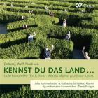 Kennst du das land : mélodies arrangées pour choeur et piano