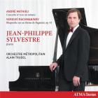 Mathieu - Rachmaninoff : Concerto n°4 - Rhapsodie sur un thème de Paganini